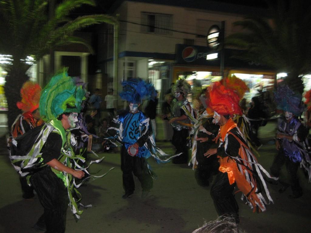 """Ein sehr """"familiärer"""" Karneval im Küstenort La Paloma. Nicht überlaufen und sehr sympathisch"""