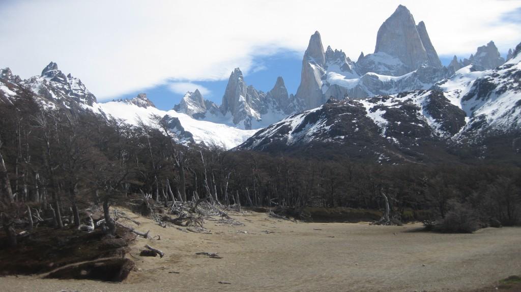 Fitz Roy bei El Chaltén, Argentinien