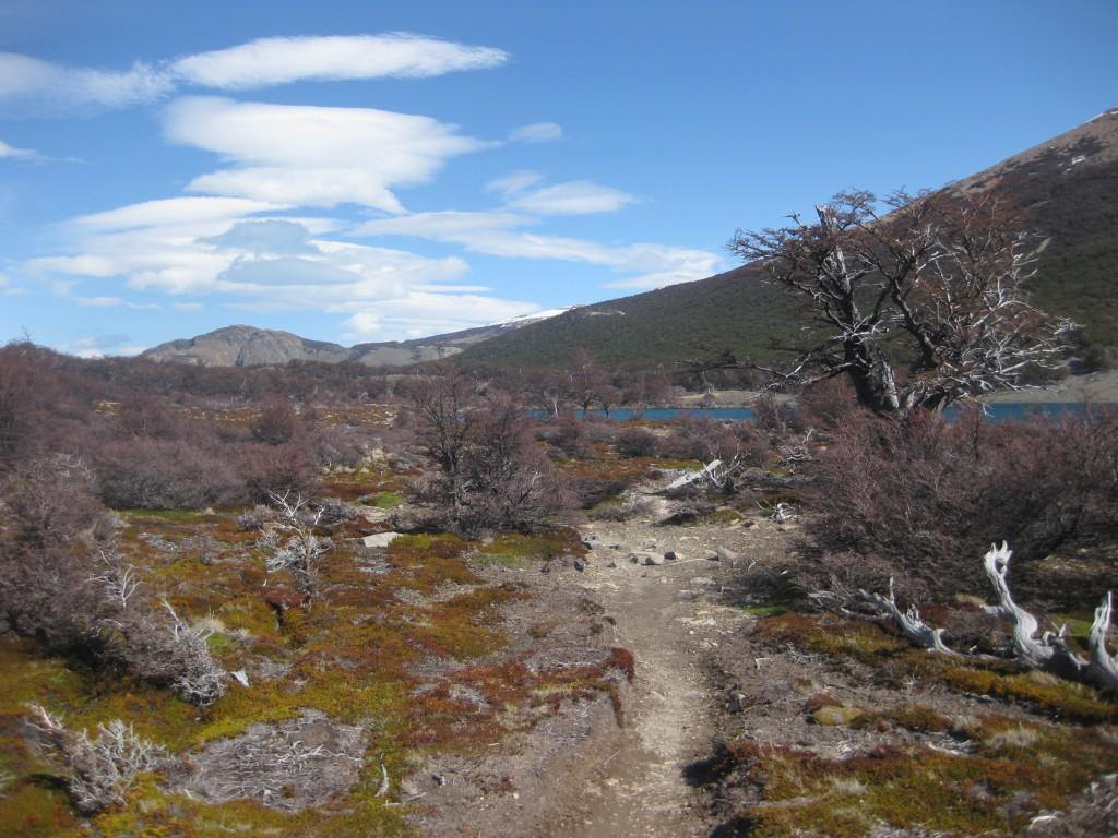 Schön! Das ist Patagonien.