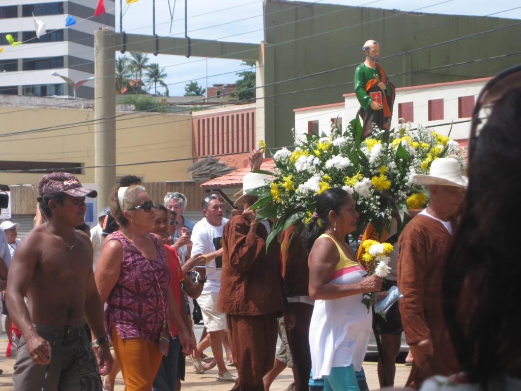 Die kleine Prozession