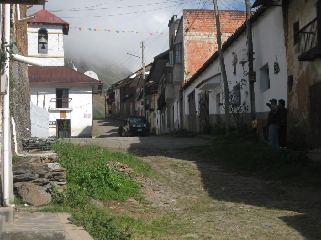 Im gemütlichen Dorf Yanicachi, Endpunkt des Takesi-Trek