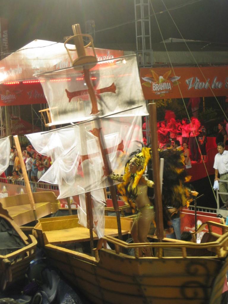 Karneval Encarnación - Paraguay - Sambódromo (8)