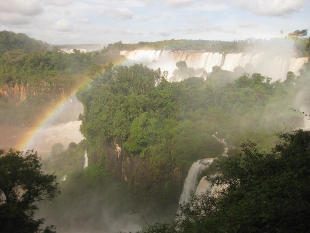 Iguazú-Wasserfälle - Nationalpark - Brasilien - Argentinien (42)