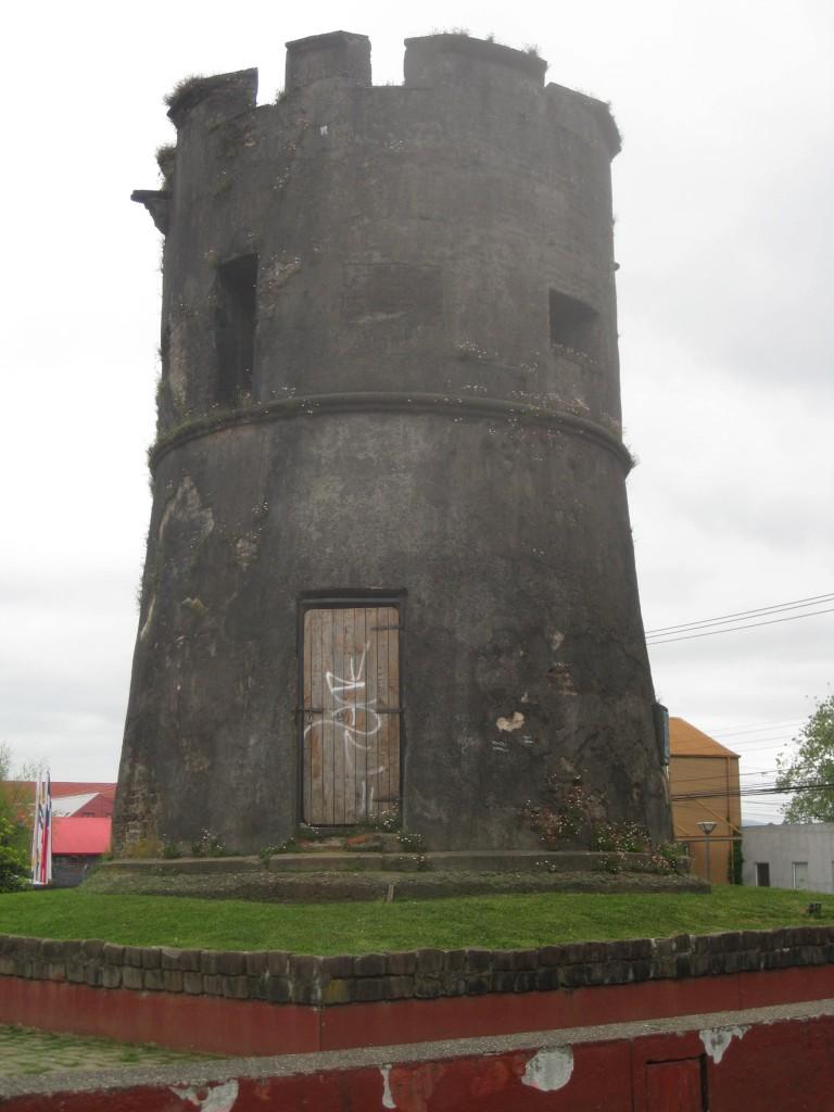 Turm zur Verteidigung