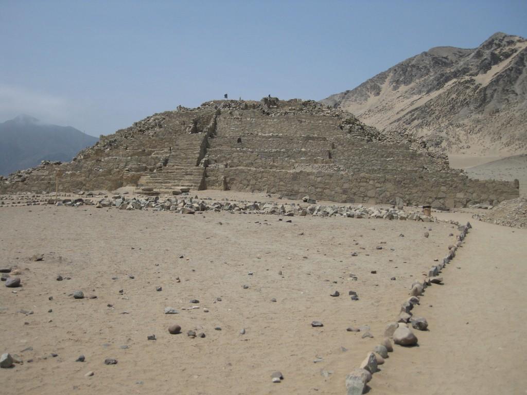 """Piramide """"La Galeria"""""""