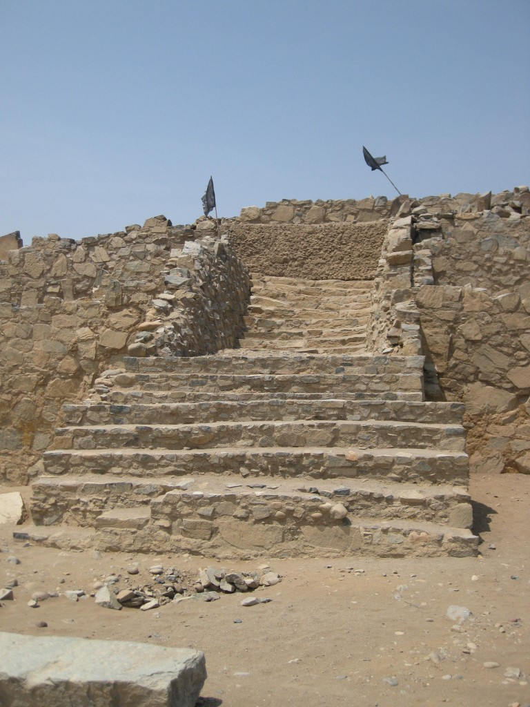 "Piramide ""La Menor"", weniger wichtig"