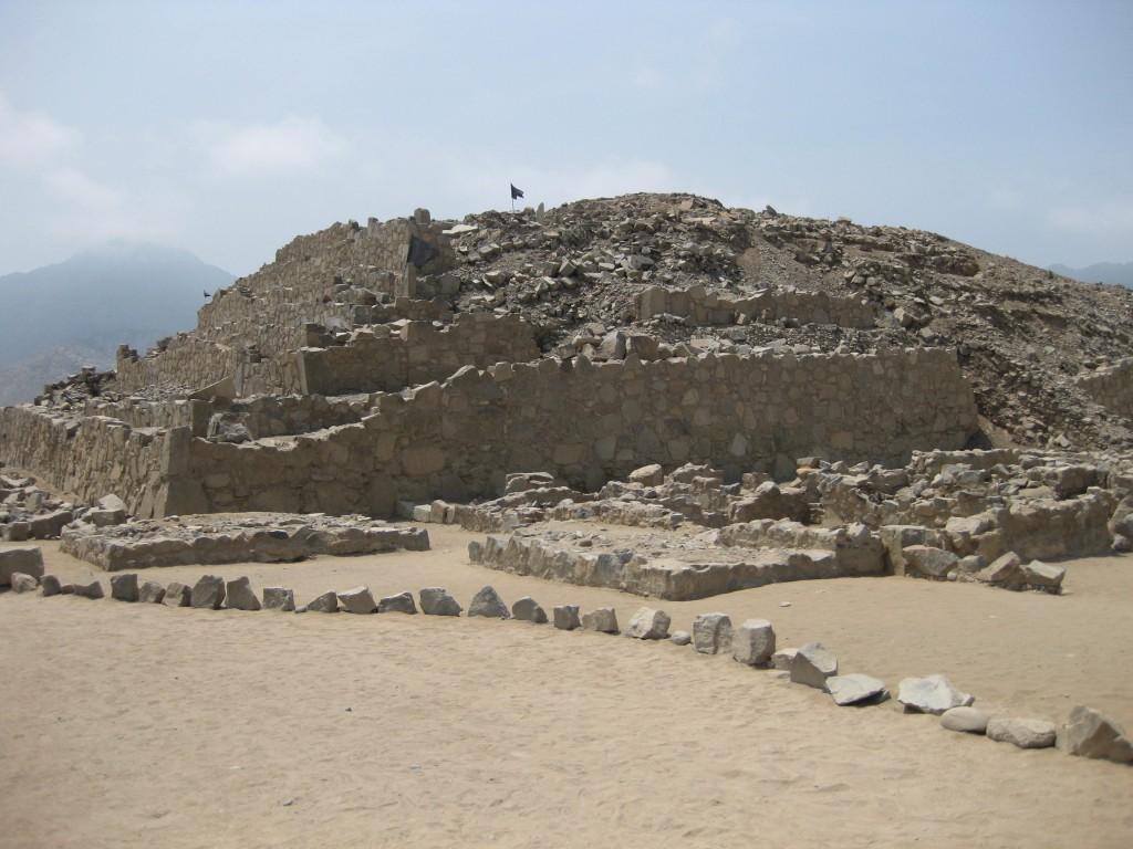 """Piramide """"La Huanca"""""""