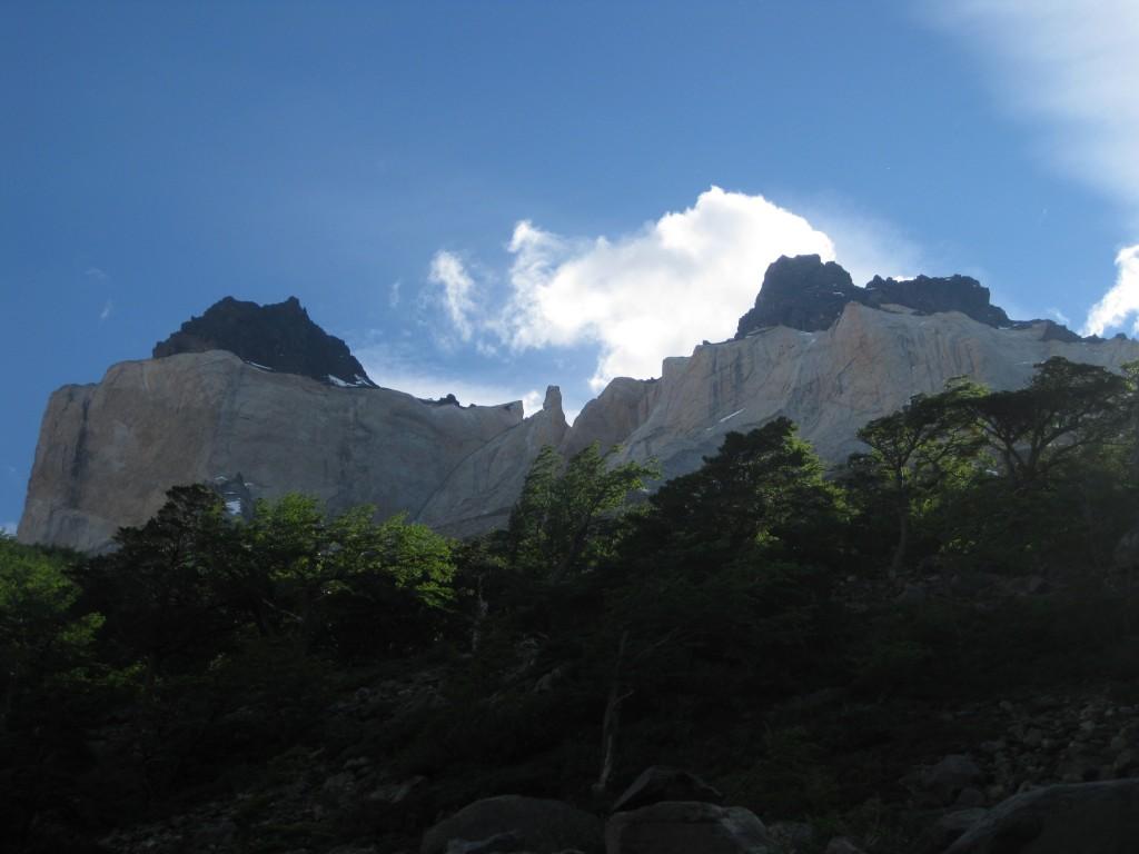 Los Cuernos im Nationalpark Torres del Paine