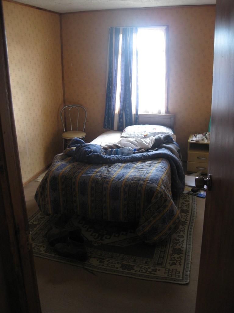 Unterkünfte Südamerika: Einzelzimmer in einem typischen Residencial, Porvenir, Feuerland, Chile