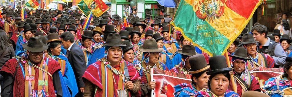 Das kulturelle Herz Südamerikas schlägt laut Flo in Bolivien am lautesten. © flocblog