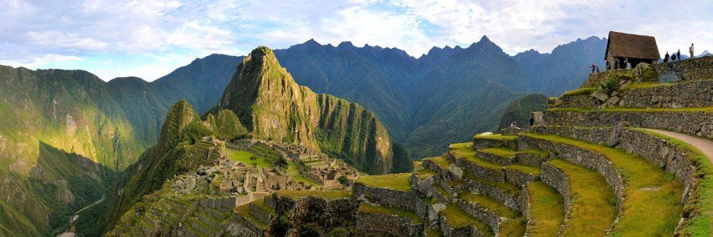 Die Inka-Ruinen-Stadt Machu Picchu in Peru. Mitunter etwas überbewertet. © flocblog